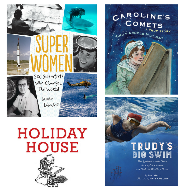 Holiday House Book Covers