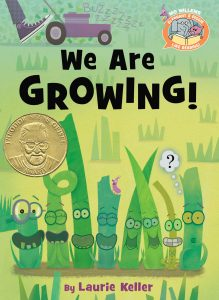 We Are Growing! book cover