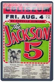 Jackson 5 ticket