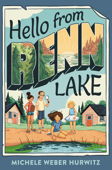 Book Cover for Hello from Renn Lake