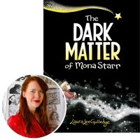 author Laura Lee Gulledge and her graphic novel The Dark Matter of Mona Starr