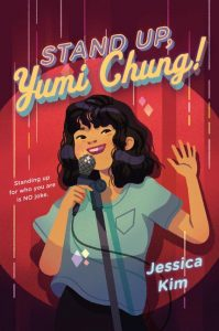 Stand Up, Yumi Chung! Cover