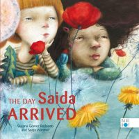 The Day Saida Arrived Book Cover
