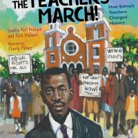 The Teachers March Book Cover