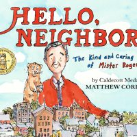 Hello Neighbor Book Cover