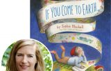 Sophie Blackall and the cover of If You Come to Earth