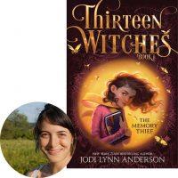 Jodi Lynn Anderson and The Memory Thief