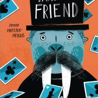 My Ex Imaginary Friend Book Cover