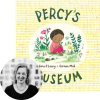 Sara O'Leary and Percy's Museum