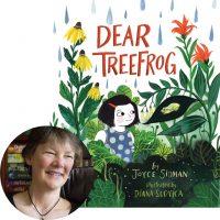 Joyce Sidman and Dear Treefrog