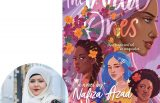 Nafiza Azad and the cover of The Wild Ones