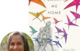 Janet Fox and the cover of Carry Me Home